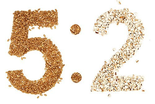 dieta 2 a 5