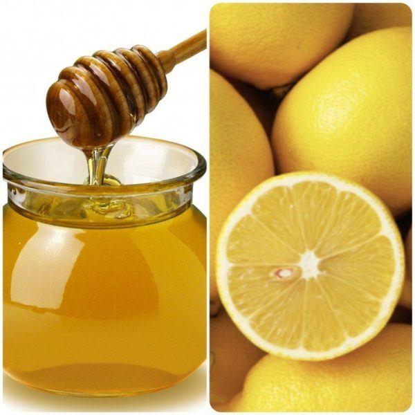 Tratamiento-facial-a-base-de-miel-y-limon