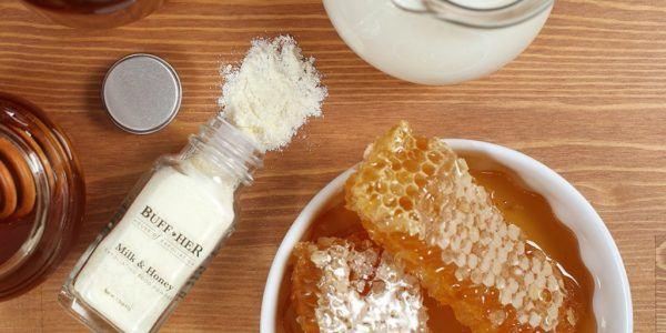 exfoliante-de-miel