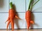 Las 10 frutas y verduras, con aspecto poco apetitoso, que os van a hacer más felices