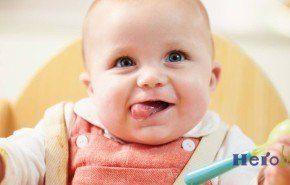 Los beneficios de los cereales para los bebés