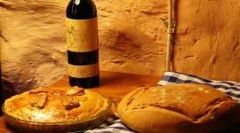 Corazón saludable, con un poco de vino, ya que aumenta el omega-3 en el organismo
