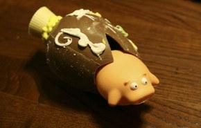 Los niños y el riesgo de los chocolates con sorpresa.