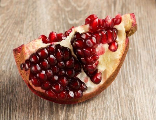 Granada la fruta anti colesterol beneficios