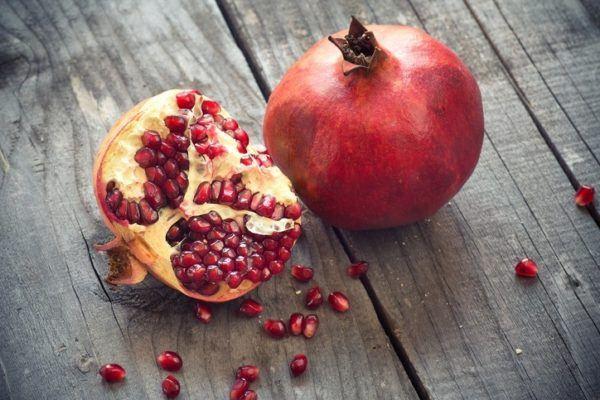 Granada la fruta anti colesterol efectos secundarios