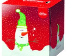 Manualidades navideñas contra el estrés