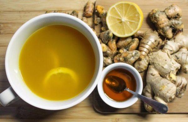 bajar-la-fiebre-remedios-naturales-jengibre-con-limon