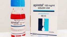 Cómo calcular la dosis de Apiretal
