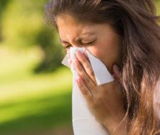 Trucos para aliviar la congestión nasal por alergia