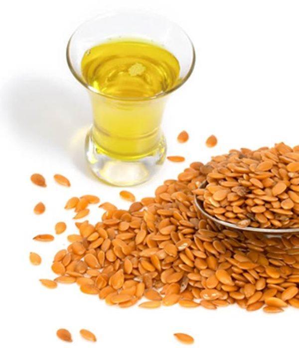 remedios-caseros-para-hemorroides-aceite-de-linaza