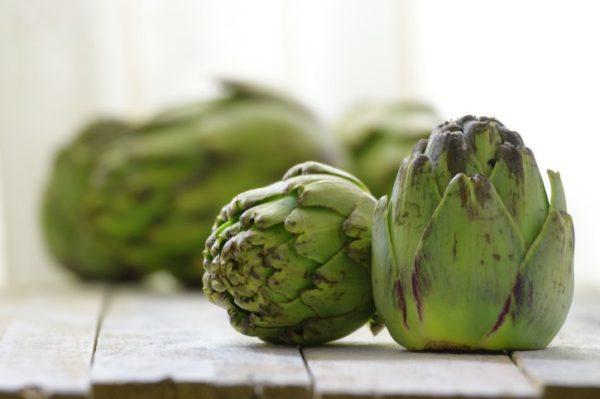 Eliminar el acido urico de forma rapida con alcachofas cocidas
