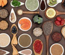 Los 40 mejores súper alimentos