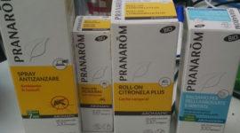 Productos naturales antimosquitos de Pranarôm