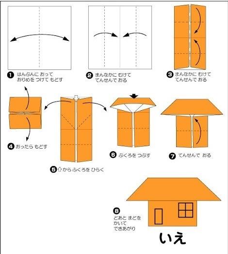 T cnicas de relajaci n c mo hacer origami - Como construir tu casa ...