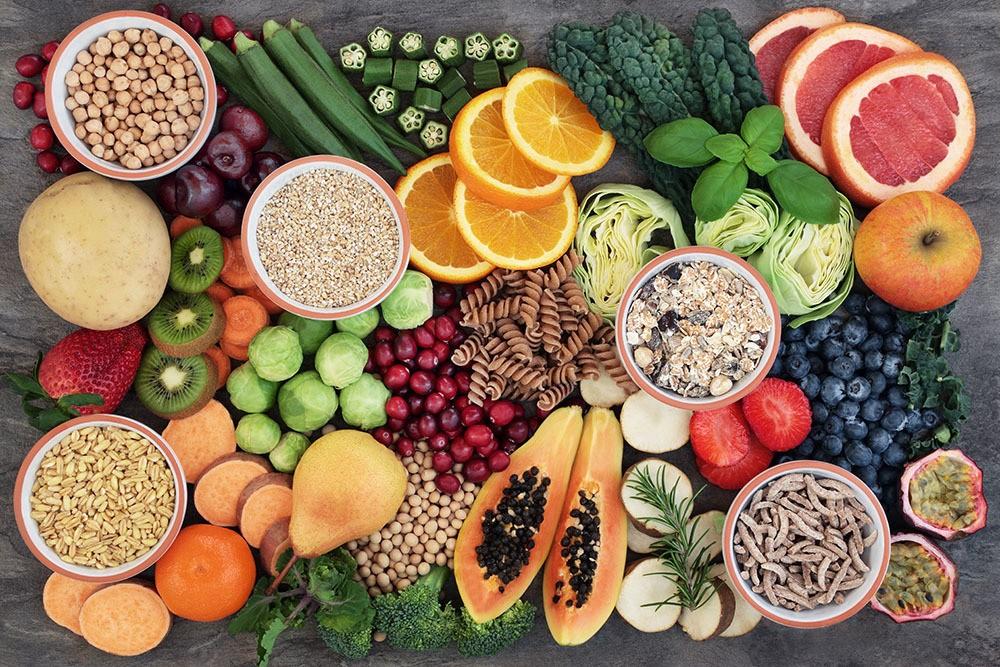 Alimentos ricos en fibra - World Health Design