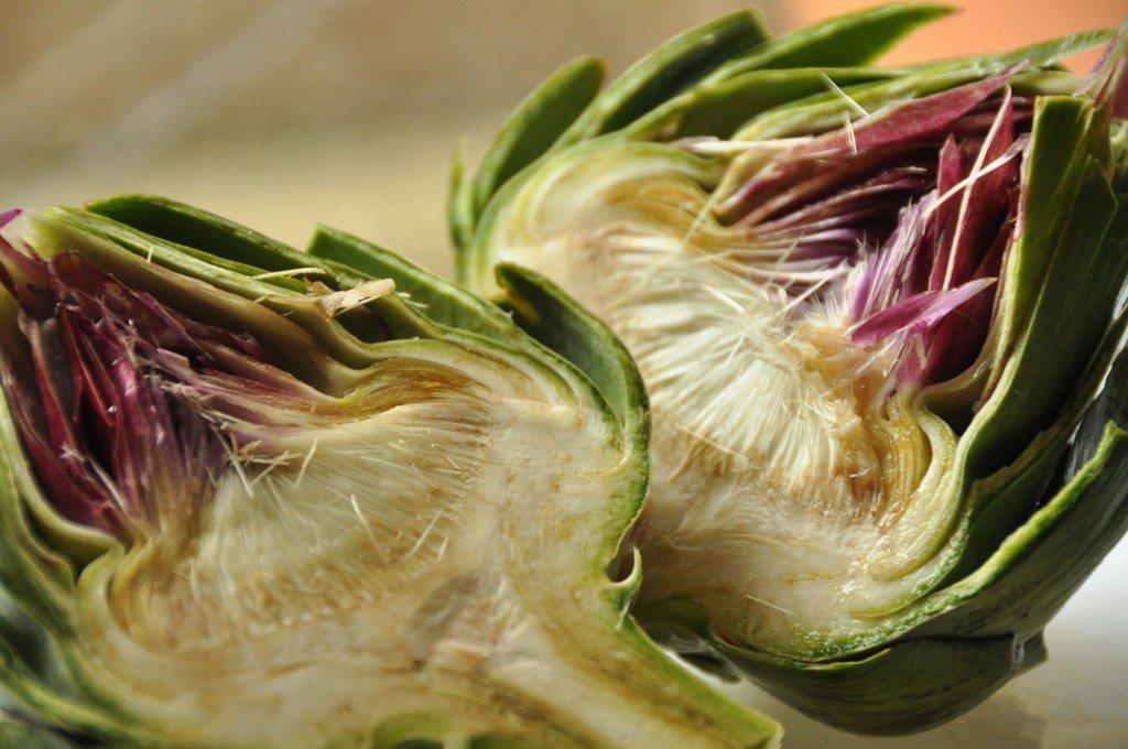 Alcachofas recetas para bajar de peso