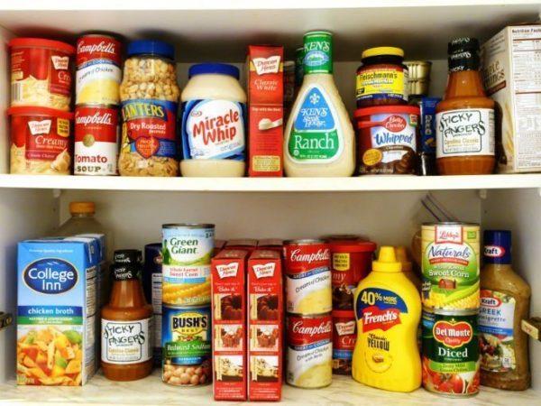 Alimentos multiprocesados que son