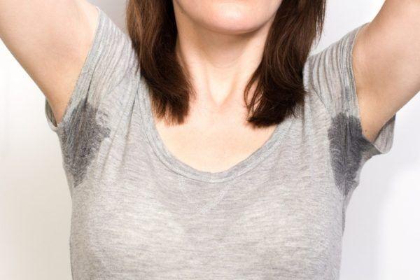 Remedios naturales para sudoracion sudor