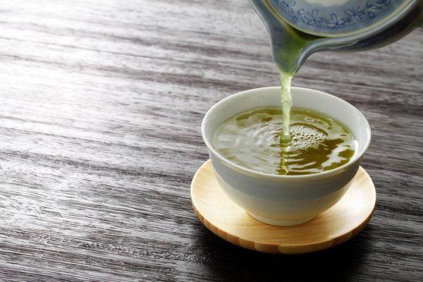 Remedios naturales para sudoracion te verde