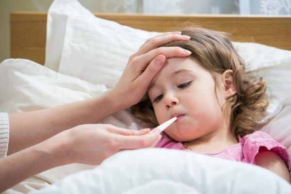 Escarlatina en ninos y bebes contagio en el colegio