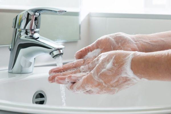 Prevencion de la escarlatina higiene