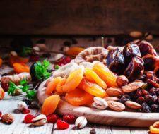 6 beneficios de la fruta deshidratada que te sorprenderán