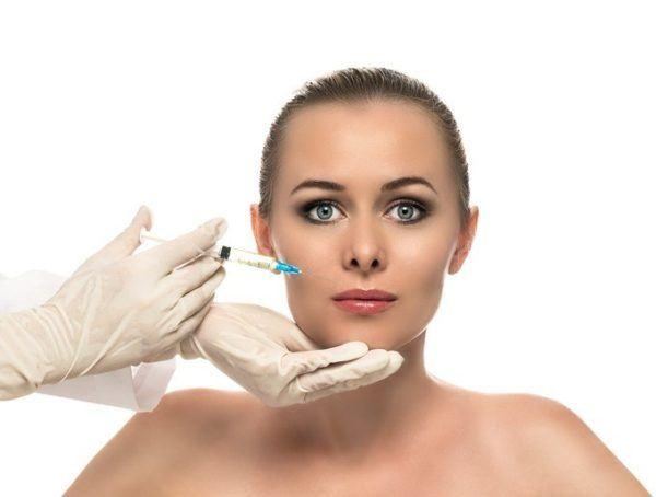 Botox efectos secundarios