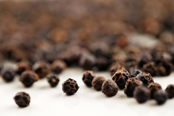 Piperina pimienta negra
