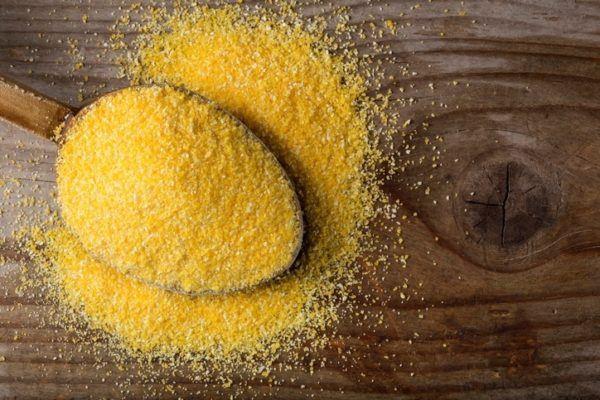 Que es la polenta harina de maiz