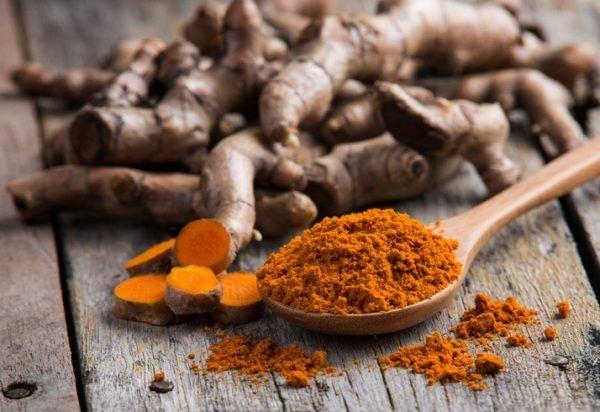 Fascitis plantar remedios curcuma