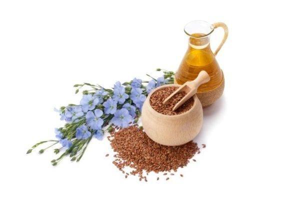 Propiedades de las semillas de lino antioxidantes