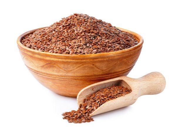 Que son las semillas de lino semillas maduras