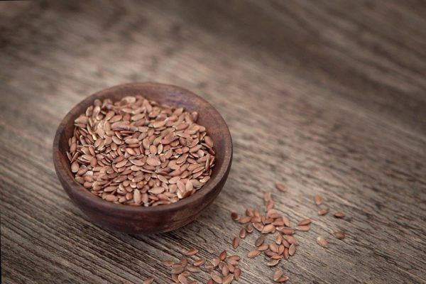 Usos de las semillas de lino niveles alfa linolenicos