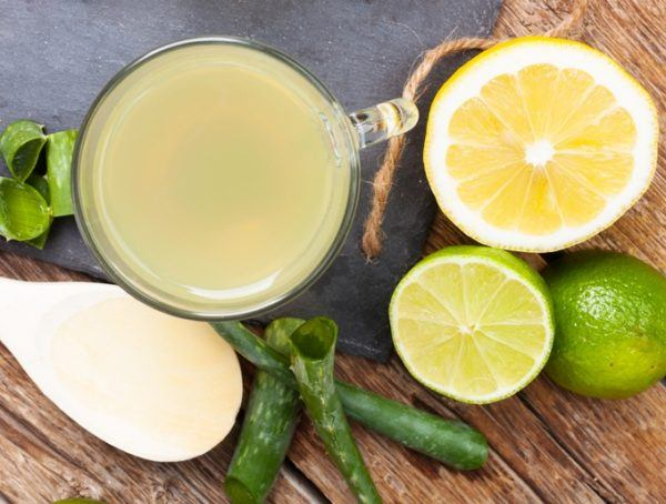 Beneficios de la sabila limon