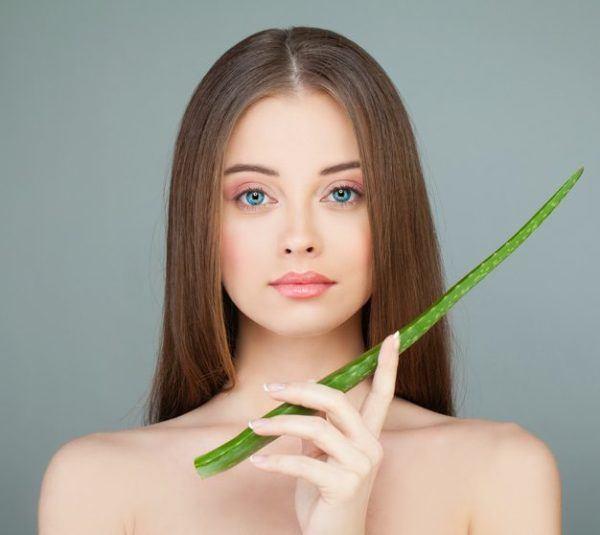 Beneficios de la sabila pelo