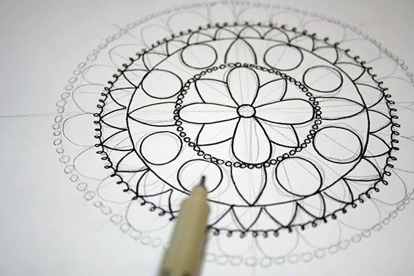 Beneficios De Dibujar Y Pintar Mandalas World Health Design