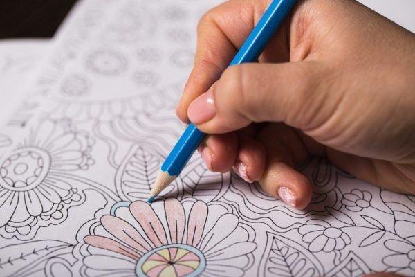 Beneficios pintar mandalas