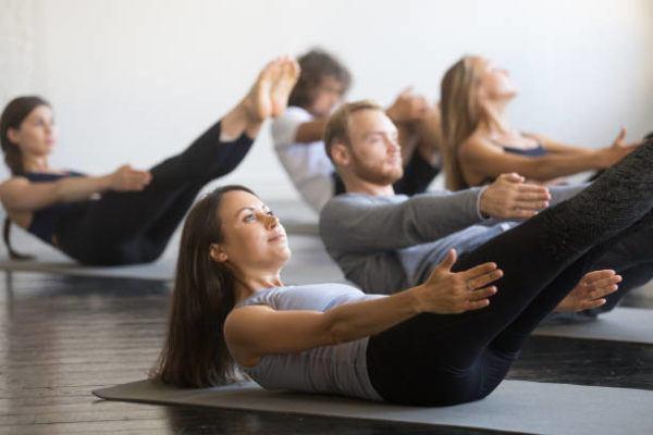 Ejercicios para aliviar el estres pilates