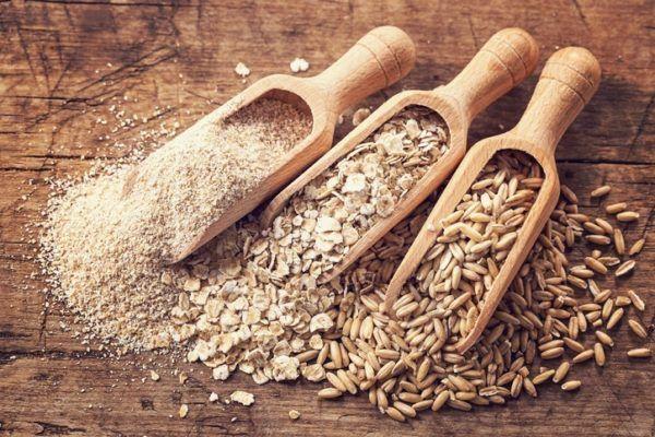 Mejores alimentos para tratar un linfoma granos enteros
