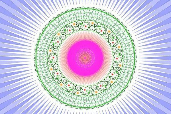que-es-y-significado-de-un-mandala-mandala-verde-rosa-revista-universo-holistico