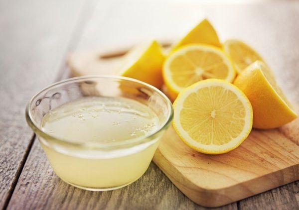 Remedios caseros para curar la gingivitis jugos limon
