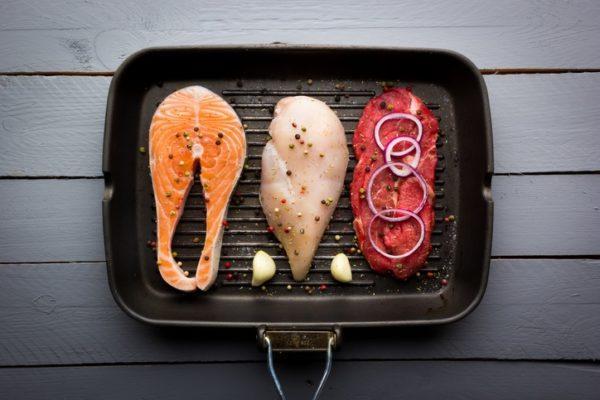Pancreatitis aguda dieta proteinas y hierro