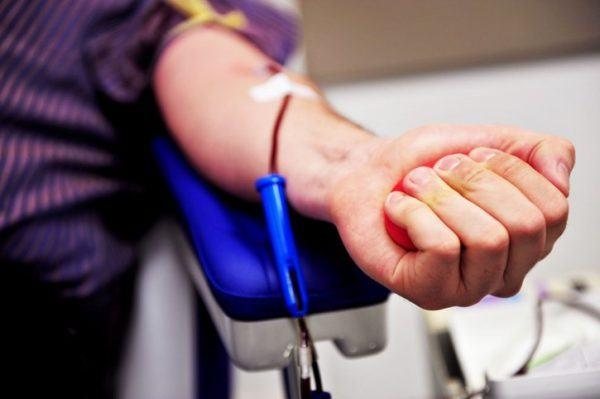 Donar sangres requisitos
