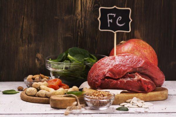Equilibra los niveles de hierro en nuestro organismo