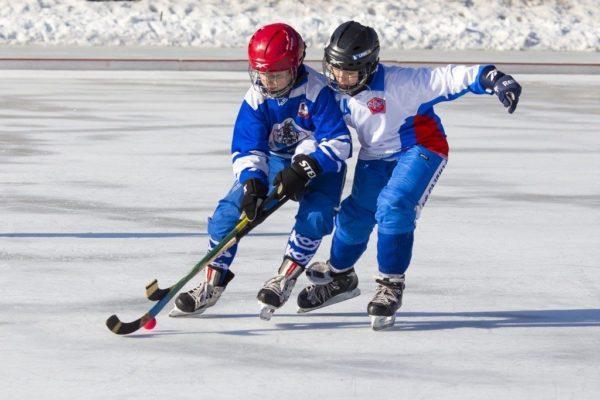 Origenes del patinaje hockey