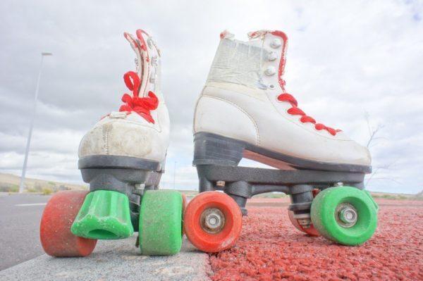 Origenes del patinaje ruedas