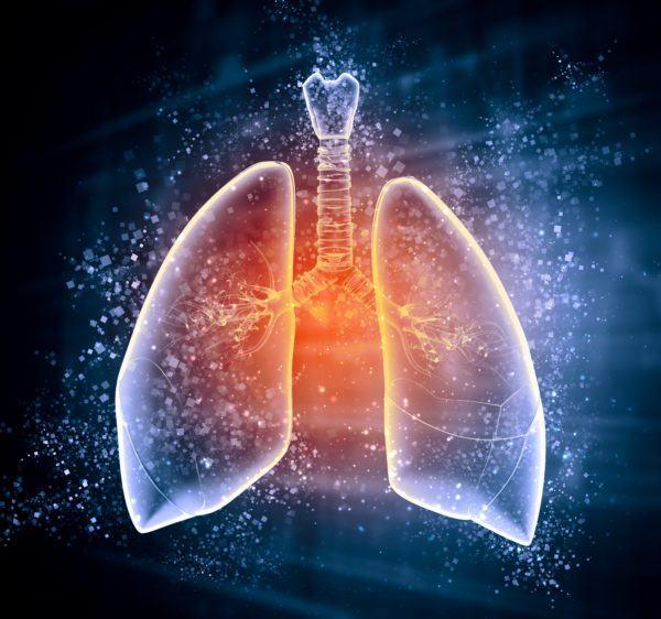 Se fortalecen los pulmones