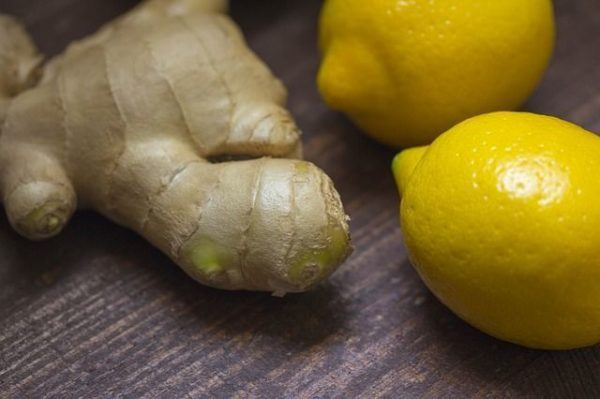 faringitis-remedios-naturales-jengibre-limon