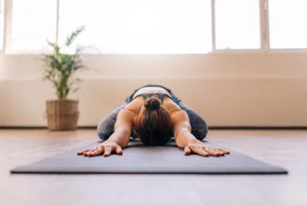 Yoga en casa tipos