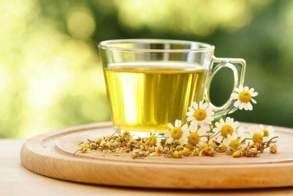 Remedios para la alergia de primavera manzanilla
